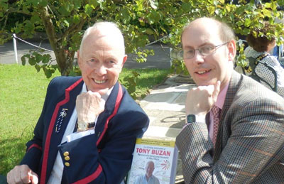 Phil & Tony Buzan