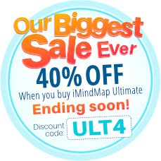 iMindMap Biggest Sale Ever